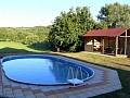 Ubytovanie Milenium, Podhájska - Vonkajší bazén